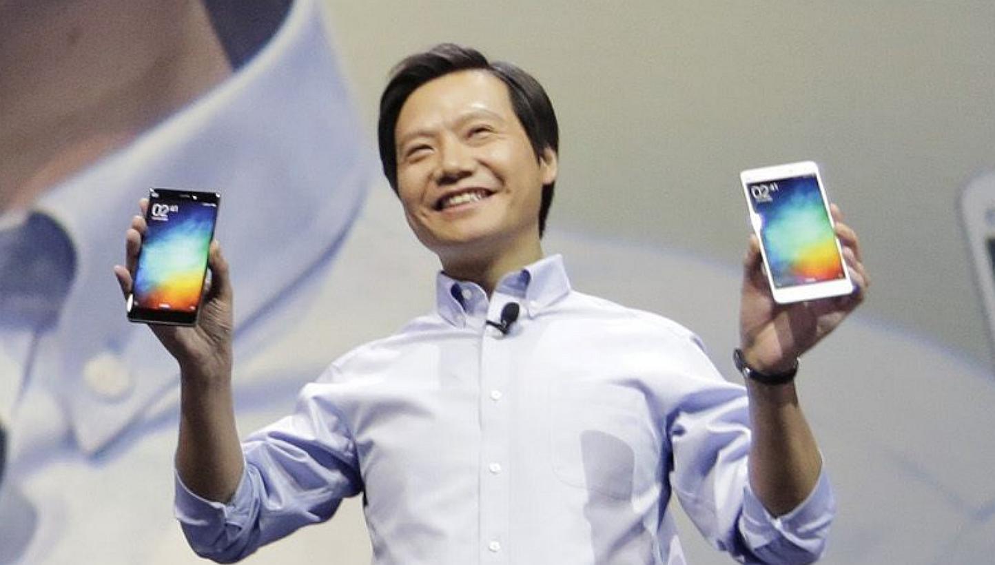 LEI JUN CEO