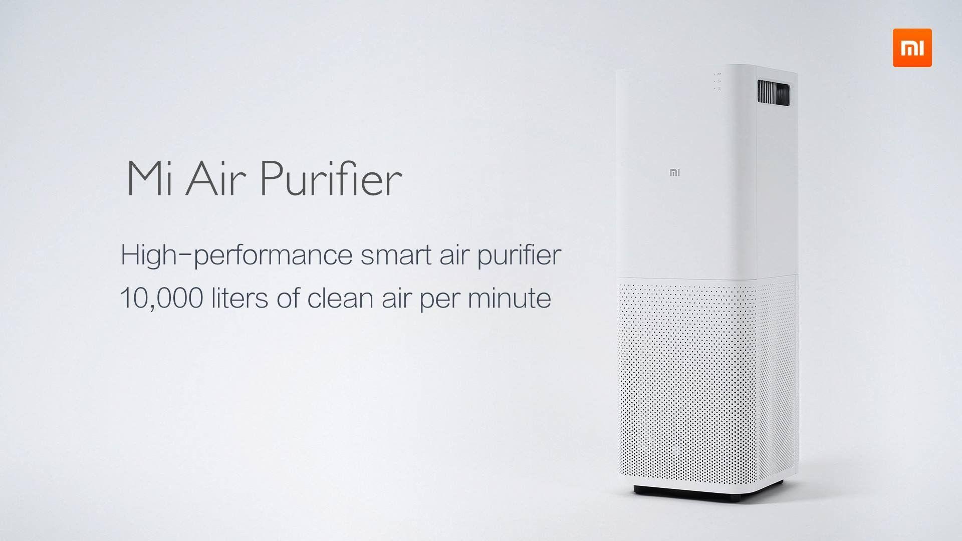 Mi Air Puriifer