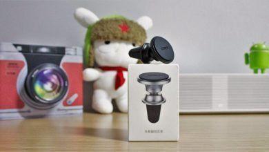 Photo of Análisis Xiaomi ROIDMI Car Holder