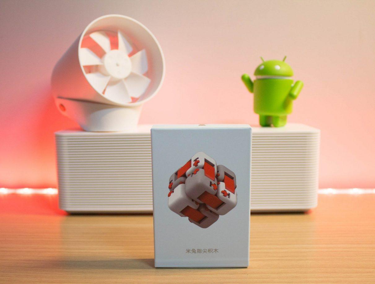 Antiestrés Xiaomi4mi Fidget Análisis Cubo Mitu USMVpz