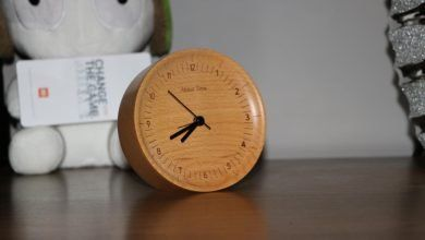 Photo of Despertador de madera Xiaomi