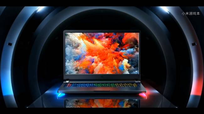 Descarga Los Nuevos Wallpapers Del Xiaomi Mi Gaming Laptop