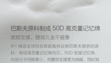 Photo of Xiaomi presenta su nuevo cojín ergonomico
