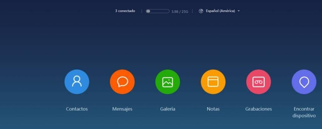 Xiaomi Mi Cloud