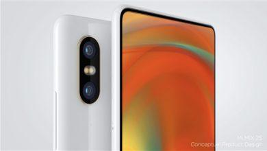 Photo of Xiaomi continúa la carrera por una integración real de cámara en pantalla