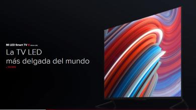 Photo of Xiaomi muestra la primera imagen real del nuevo Redmi TV de 70″