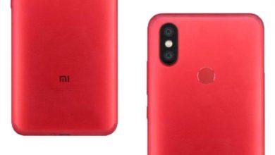 Photo of El Xiaomi Mi A2  en color rojo disponible ya en España