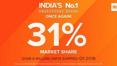Photo of Xiaomi se come a Samsung en la India