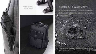 Photo of Xiaomi lanza su nueva mochila Commuter Backpack