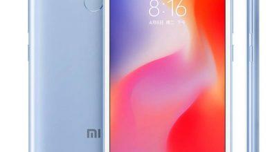 Photo of El Xiaomi Redmi 6 parte nueces, literalmente