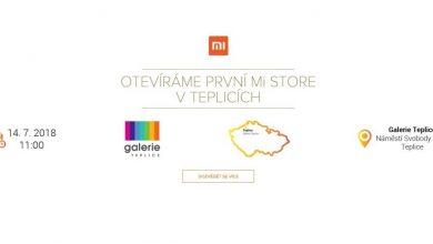 Photo of Xiaomi abrirá su segunda Mi Store en la República Checa esta semana