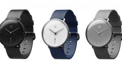 Photo of Este reloj de Xiaomi es inteligente y preserva la sencillez de un reloj analógico