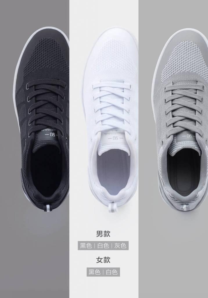 Sin Lanza Zapatillas Costuras Xiaomi4mi Unas 90 QrCBExoWde