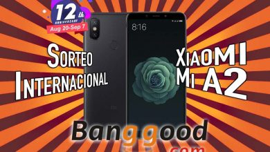 Photo of Sorteo Internacional de un Xiaomi Mi A2