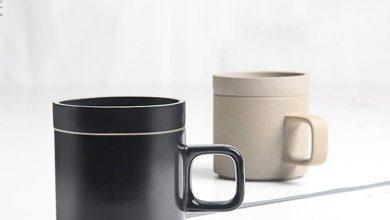 Photo of Esta taza de VH calienta el café con un cargador Qi