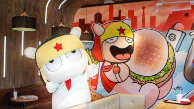 Photo of Xiaomi decora un KFC con grafitis del Mi Max 3 y Mitu