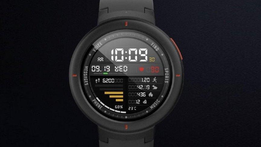 amplia selección de colores y diseños los mejores precios nueva llegada Ya puedes comprar en Amazon el smartwatch Amazfit The Verge ...