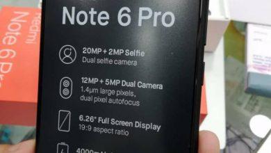 Photo of El Redmi Note 6 Pro ya está en Youtube