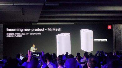 Photo of Así es Mi Mesh el router inteligente que Xiaomi ha presentado