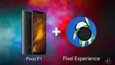 Photo of Pixel Experience ya está disponible para el Poco F1