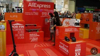 Photo of Aliexpress abrirá su segunda tienda física en Barcelona el próximo Black Friday