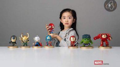 Photo of Xiaomi lanza en crowdfunding 8 figuras de los Vengadores