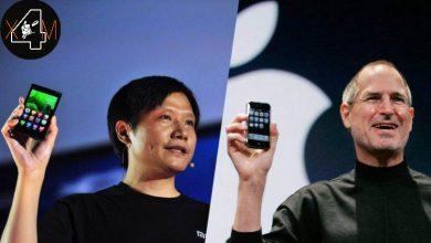 Photo of Lei Jun, CEO de Xiaomi es pillado con un iPhone en las manos