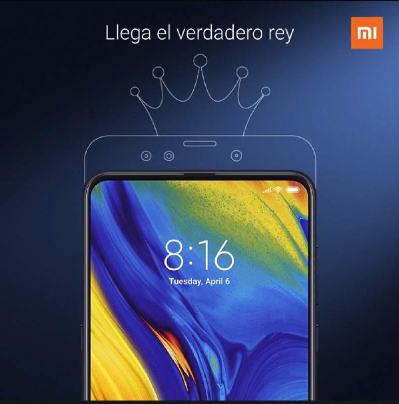 Xiaomi Mi Mix 3 España