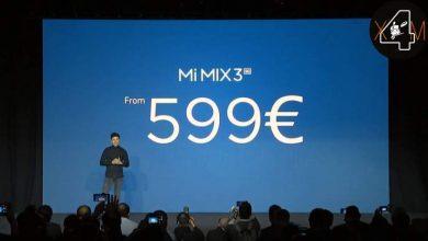 Photo of El Mi Mix 3 con 5G será el primer smartphone de Xiaomi en llegar a EE.UU