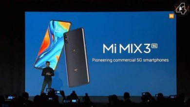 Photo of Xiaomi ya tiene todos los permisos para su Mi Mix 5G en China