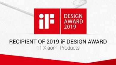 Photo of Xiaomi recibe 11 galardones en los IF Design Awards