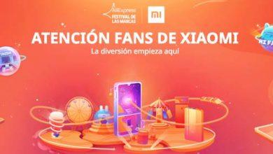 Photo of Disfruta del Festival Mi Fan en AliExpress