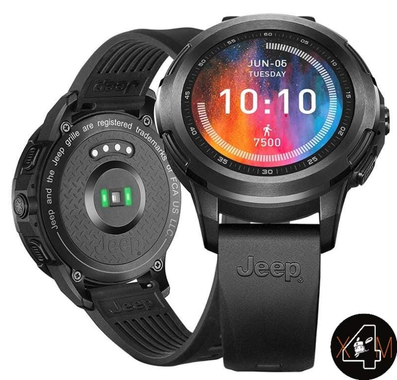 Smartwatch Jeep