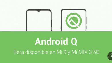 Photo of El Xiaomi Mi 9 comienza a recibir Android Q en su versión Beta y ya podemos ver como luce