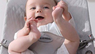 Photo of Mecedora para bebés Ronbei novedad en Youpin