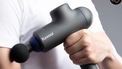 Photo of Yunmai presenta un nuevo masajeador para deportistas