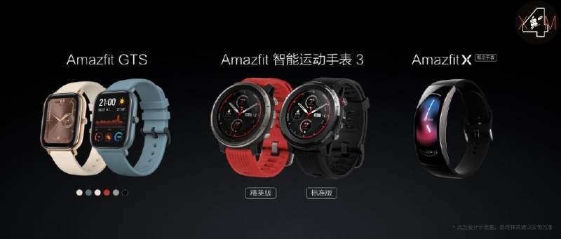 Huami Amazfit Relojtes