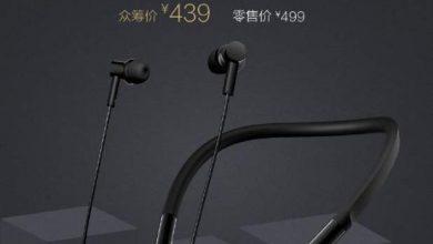 Photo of [Más datos] Xiaomi pone en crowdfunding unos nuevos auriculares bluetooth con diadema y reducción de ruido