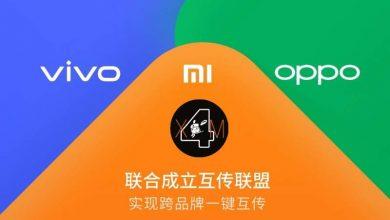 Photo of Xiaomi, OPPO y VIVO se alían para mejorar la transferencia de datos entre sus smartphones