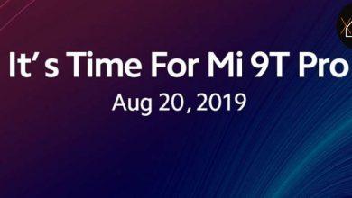 Photo of Xiaomi da fecha de llegada al esperado Mi 9T Pro en Europa y ya sabemos su precio oficial
