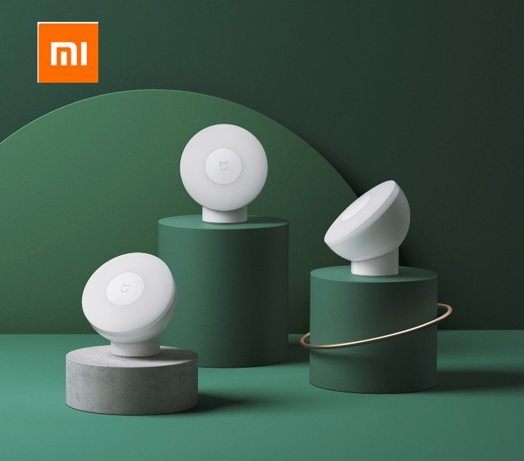 Xiaomi Mijia Night Light 2 / Lámparas sensor movimiento Xiaomi y Yeelight - Noticias Xiaomi