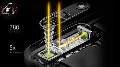Photo of Nueva patente de diseño de Xiaomi: cuatro lentes traseras con zoom periscopio