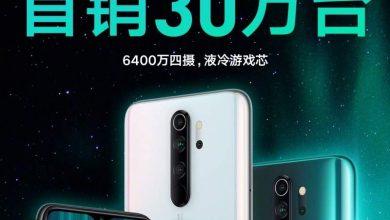 Photo of El Redmi Note 8 Pro consigue vender más de 300.000 unidades en las primeras horas