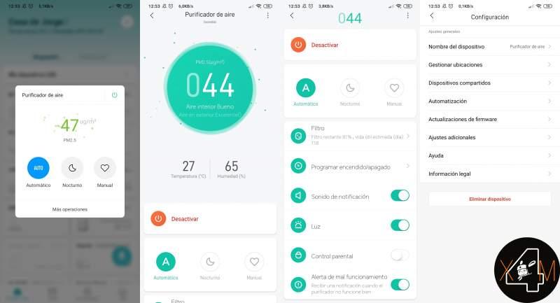 Xiaomi Purifier Pro