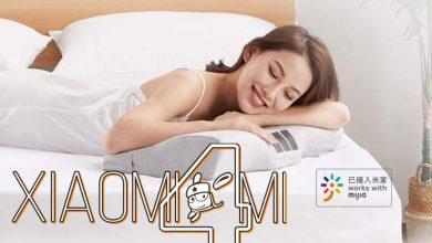 Photo of Xiaomi pone a la venta en Youpin un almohada inteligente de látex natural que agrega calefacción, masajes y altavoces
