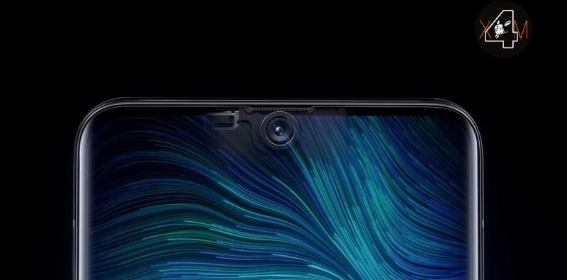 Xiaomi Camara selfie / Xiaomi Mi 10 Explorer Edition