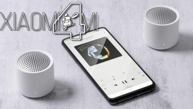 Photo of Esta pareja de altavoces de Xiaomi llegan para ofrecer una gran calidad de sonido estéreo