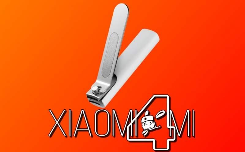 Cortauñas Xiaomi Mijia