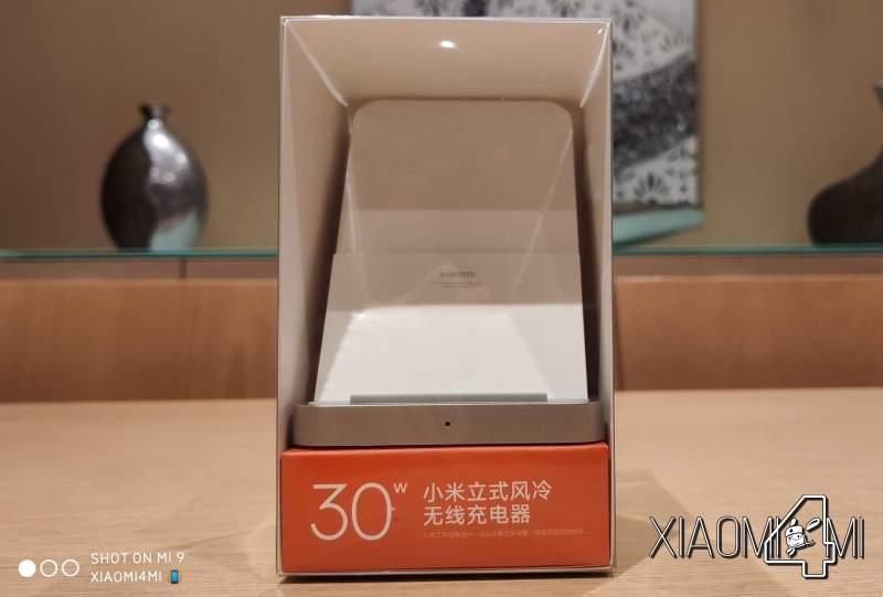 Cargador Xiaomi 30W Caja