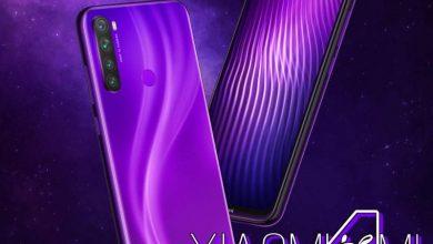 Photo of El Xiaomi Redmi Note 8 se viste de un impresionante color púrpura